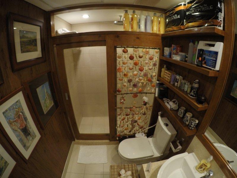 WC e duche