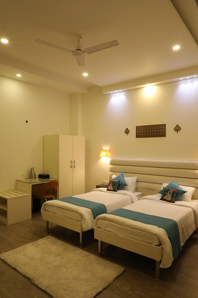 Bed n Oat-3, vacation rental in Gurugram (Gurgaon)