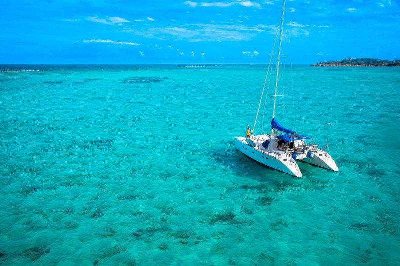 SY Catamaran Yemaya, location de vacances à Spartochori