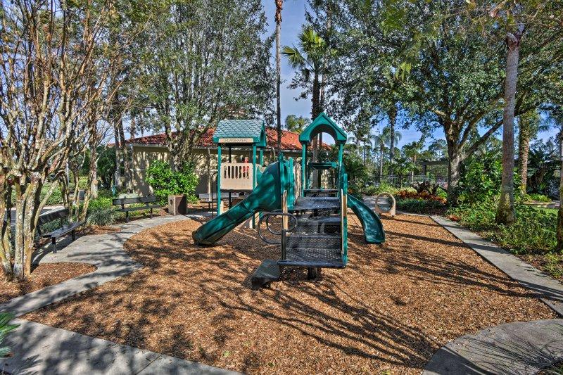 Emerald Island Resort dispõe de comodidades para toda a família!