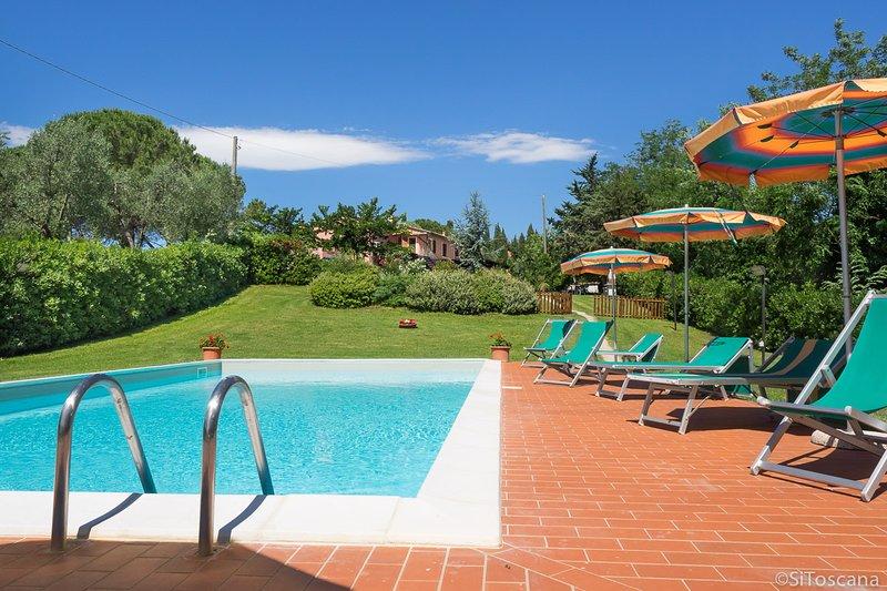 appartamento anna + battista, vacation rental in Morrona