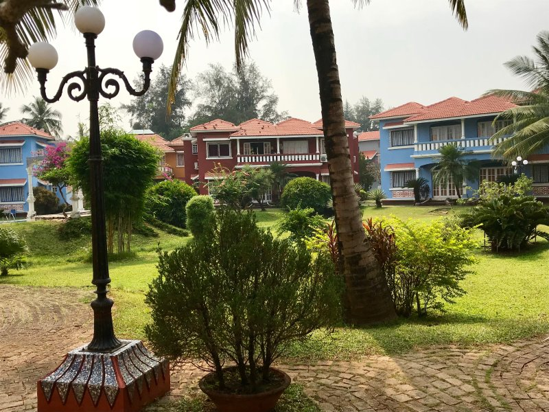 Luxurious Apartment at Benaulim, Goa, holiday rental in Benaulim