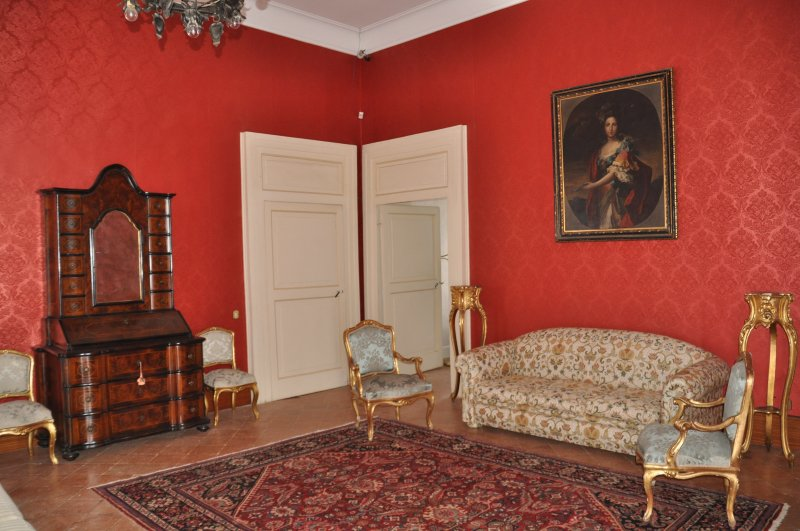 Castello Carafa - Dimora signorile, casa vacanza a Macchia Valfortore