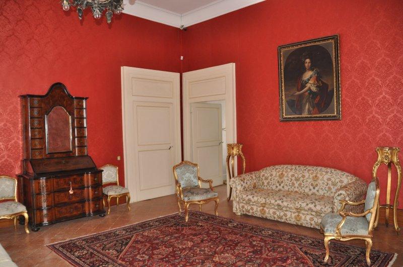 Castello Carafa - Dimora signorile, vacation rental in Sant'Angelo Limosano