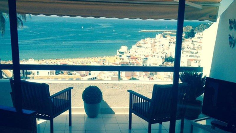 Vista dal balcone / Soggiorno