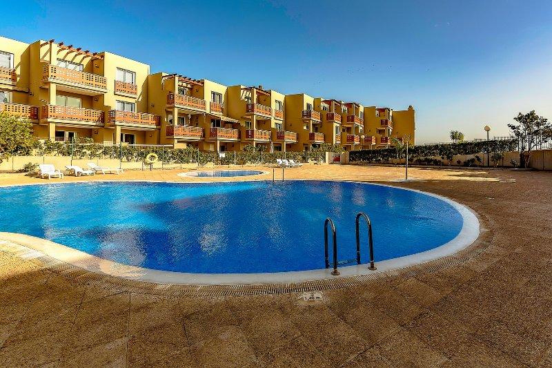 Apartment Vista Roja 1C 1 bedroom, holiday rental in La Tejita