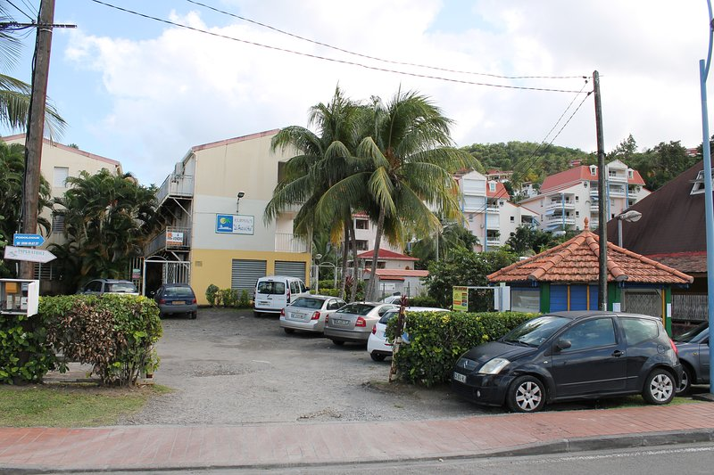 Parking and residence environment
