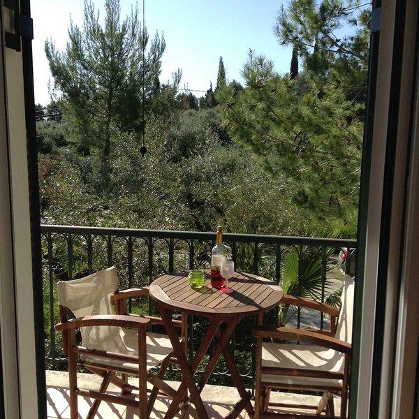 Villa Liofyto Apartments, alquiler vacacional en Laganas
