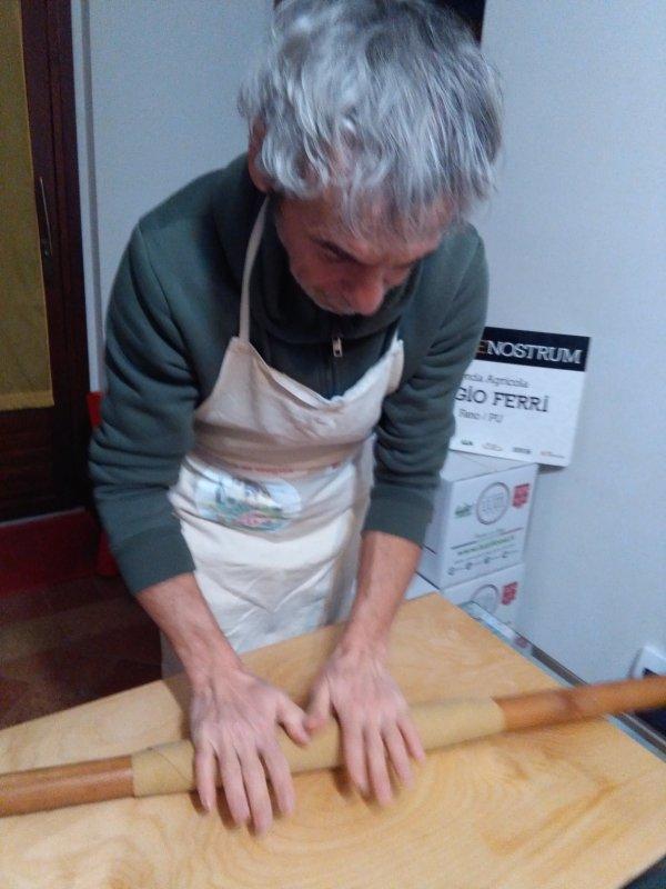 A House Sgaria teach you the art of homemade pasta