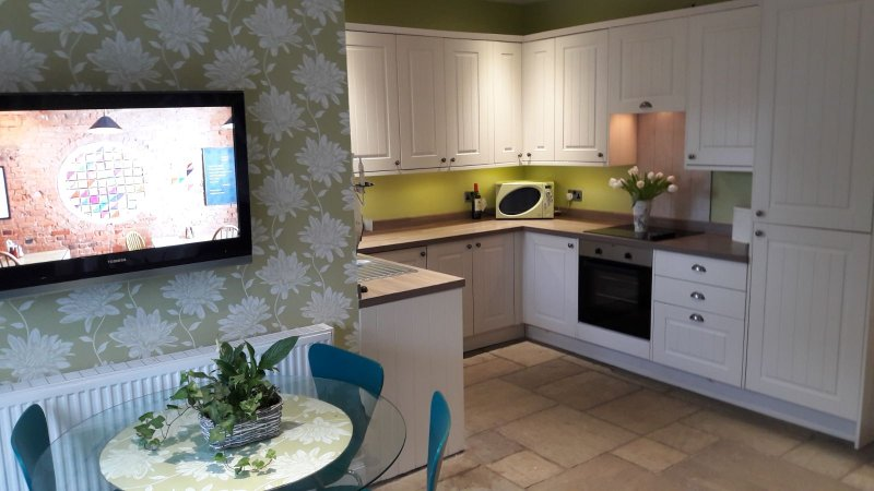 Charming 2 bed holiday cottages in norham ,berwick upon tweed ,northumberland, location de vacances à Norham
