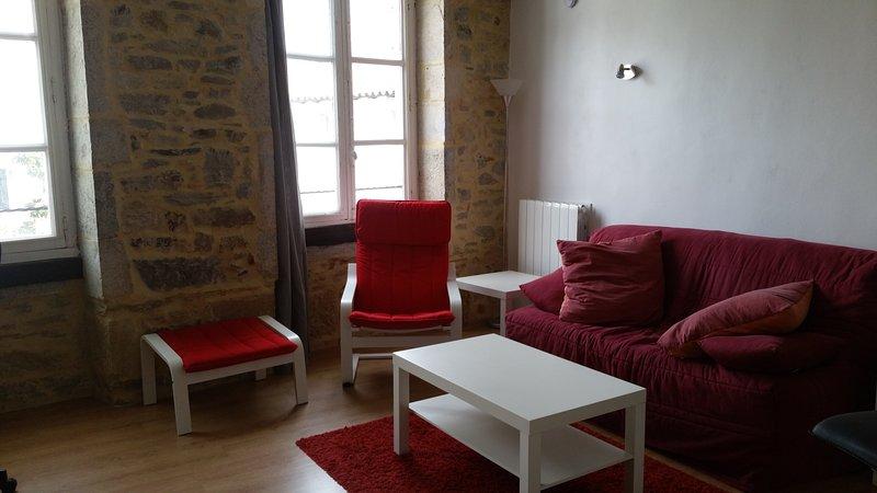 Location vacances studio Bayonne centre historique, vacation rental in Bayonne