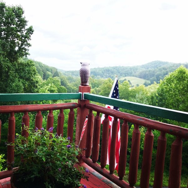 more views from deck