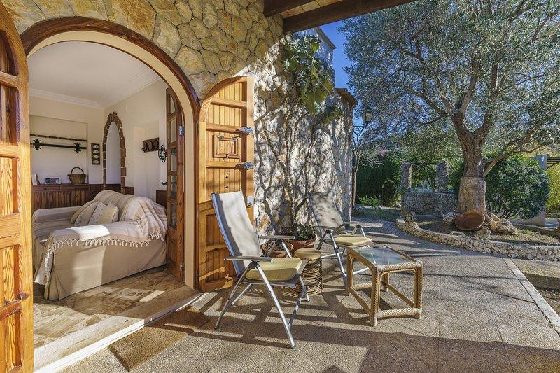 Finca Can Moreu, vacation rental in Selva