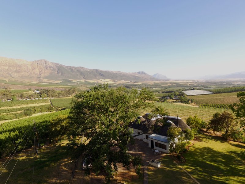 Fisaasbos, vacation rental in Tulbagh