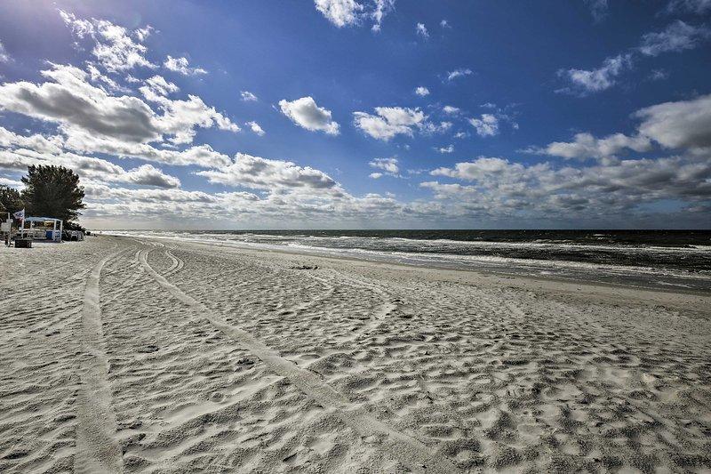 Vous ne trouverez pas de meilleur endroit pour passer votre prochaine escapade sur la côte!