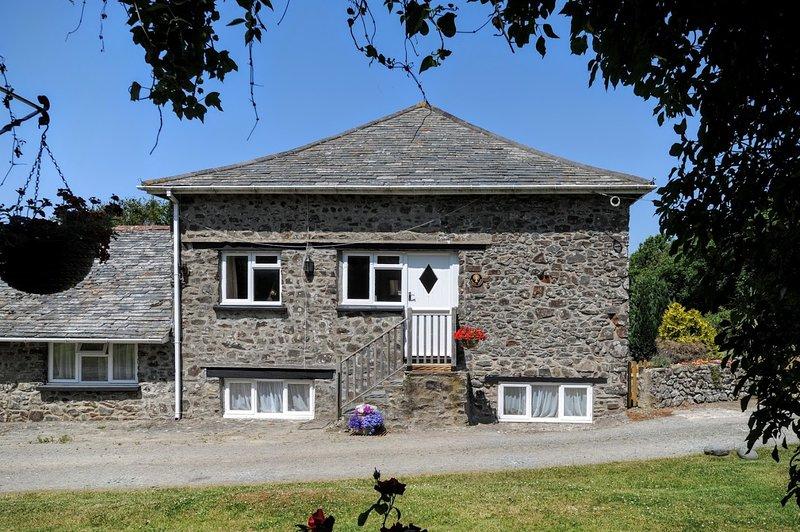 Wheat Barn entrance