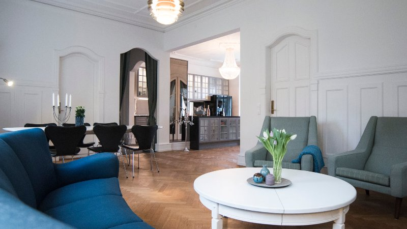 Beautiful Villa Apartment in Copenhagen!, holiday rental in Alleroed Municipality