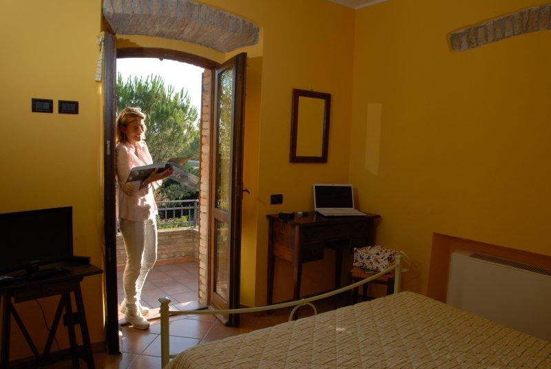 TULIPANO, location de vacances à San Vitale