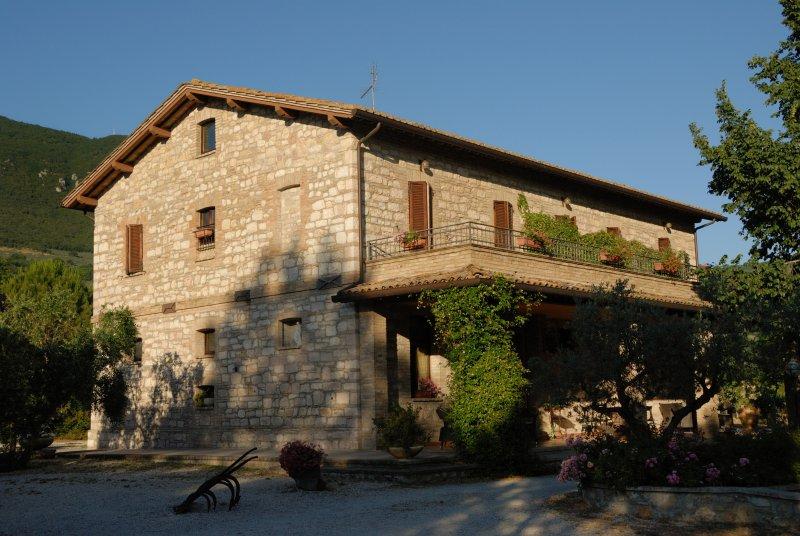 Rosa, location de vacances à San Vitale