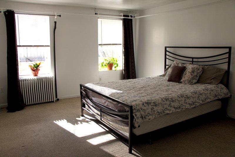 Apartment close to NYC, aluguéis de temporada em Union City