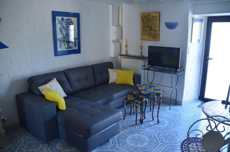 MAISON DE MONTAGNE CLASSÉE 3* 2/4pers, holiday rental in Surba
