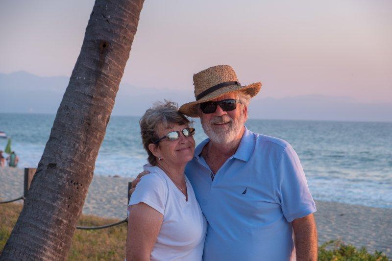 Christine and Jack