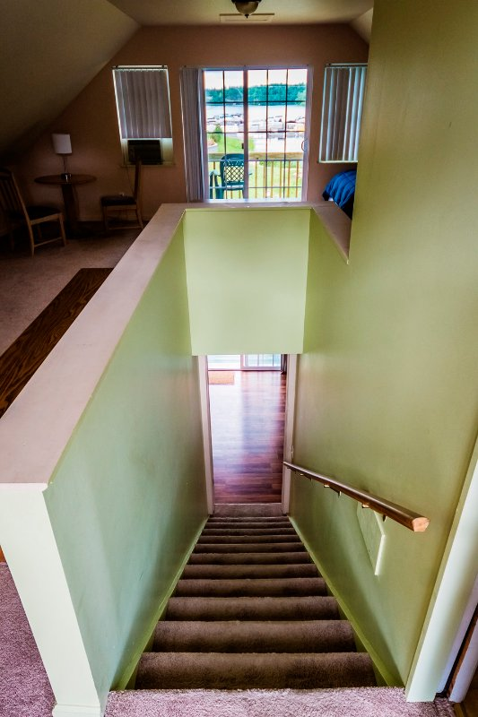 Stairway to 1º Andar