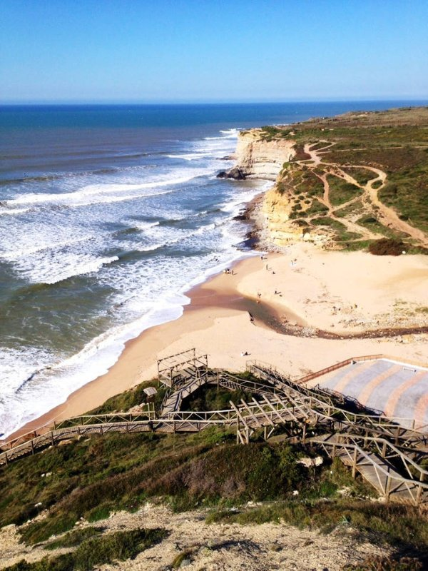 Ericeira is a surf and seafood paradise, only 1 hour drive from Lisbon.
