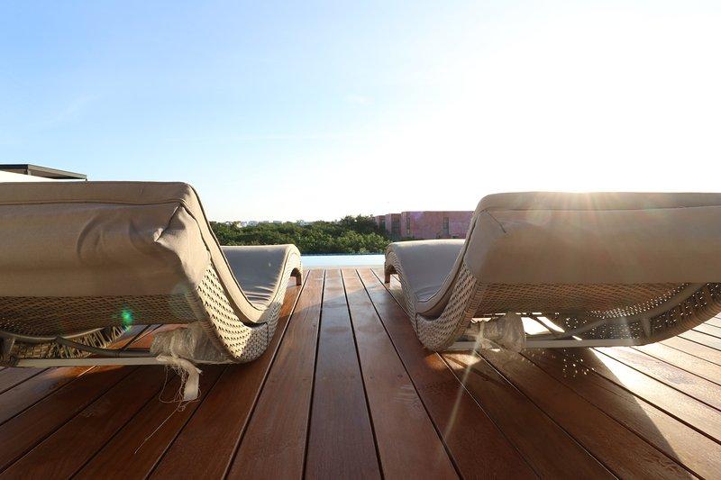 Private Pool Charming Apartment in Tulum LOS AMIGOS, vacation rental in Tulum