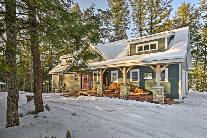 This is a year-round vacation rental home!
