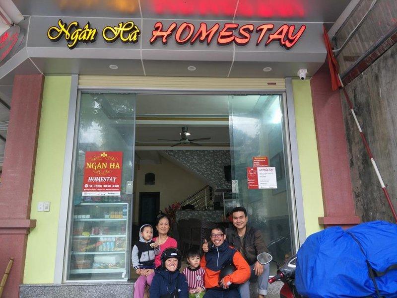 Ngân Hà Homestay- ngân hà trave coffe, casa vacanza a Quan Ba