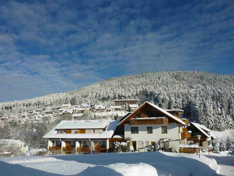 Isoldes Landhaus Baiersbronn, Ferienwohnung Tanne, aluguéis de temporada em Kniebis