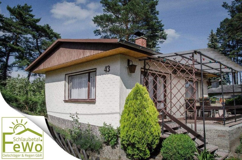 Ferienhaus/Ferienbungalow *Marlina* - Naturpark Schlaubetal - Urlaub pur, location de vacances à Lebus