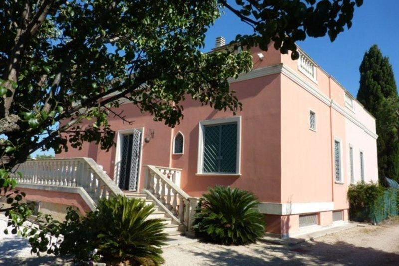 Torre Gaia Porto Selvaggio, vacation rental in Nardo