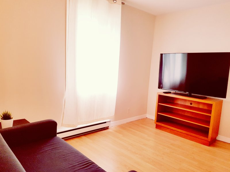 ❤️❤️❤️  LOVELY 3 1/2 ❤️❤️❤️ Entire place + Parking +Wifi :), holiday rental in Blainville