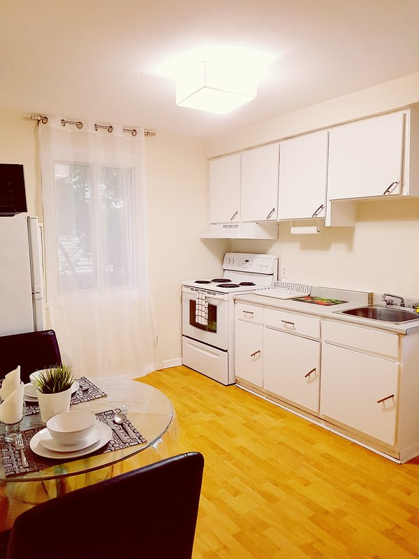 Fully equiped kitchen. Fully equipped kitchen.