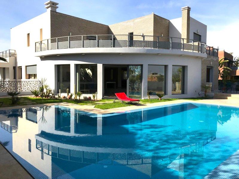 Villa Jalal - swimming-pool
