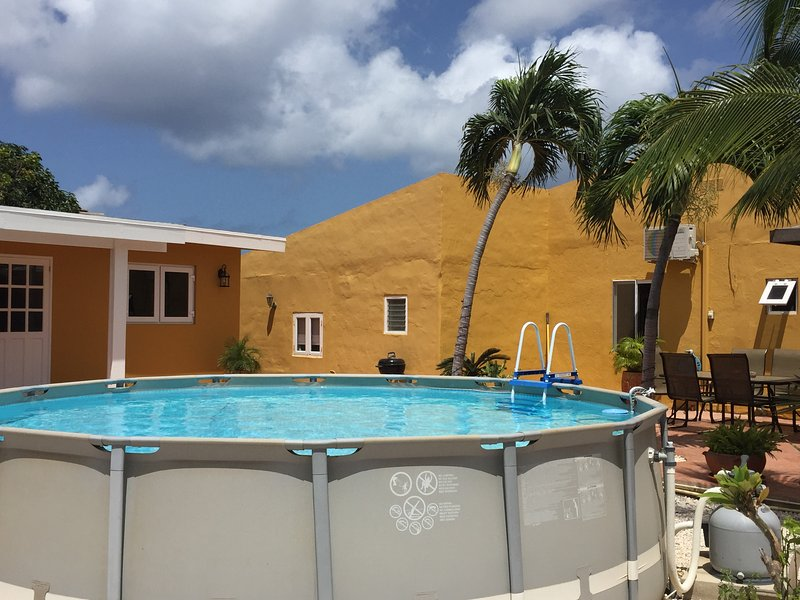 Luxury Apartment 'Curacao' in Aruba, location de vacances à Santa Cruz