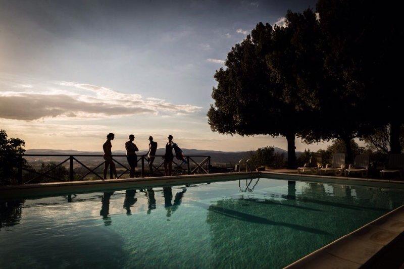 Il Poggio delle Ginestre Ginestr, location de vacances à Torgiano