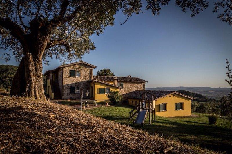 Il Poggio delle Ginestre Girasole, location de vacances à Torgiano