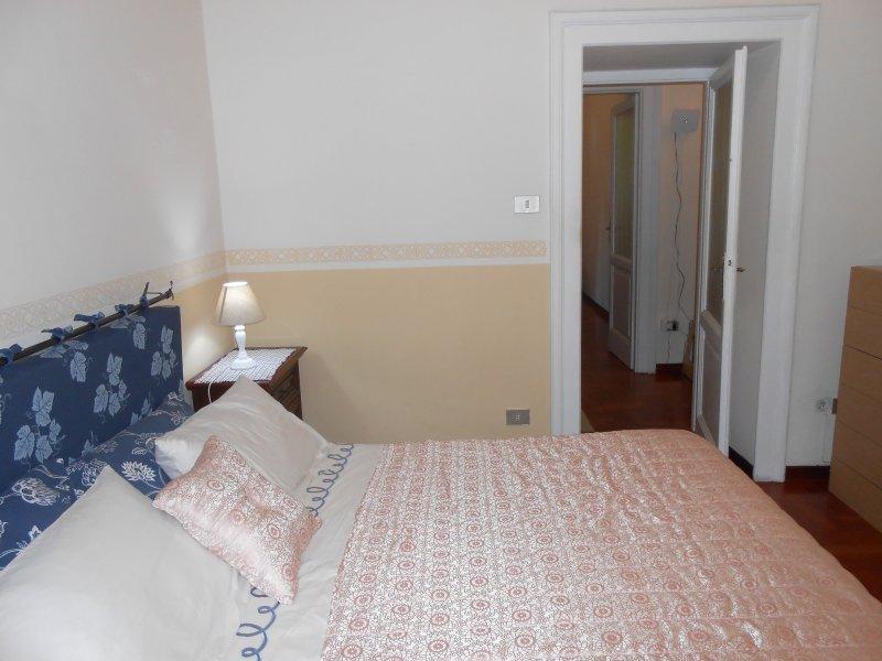 El dormitorio principal - detalles