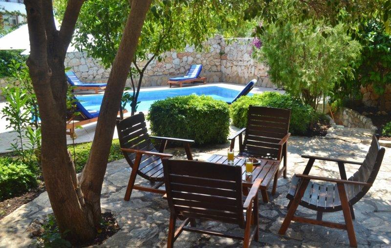 Villa Moonlight Garden, holiday rental in Kalkan