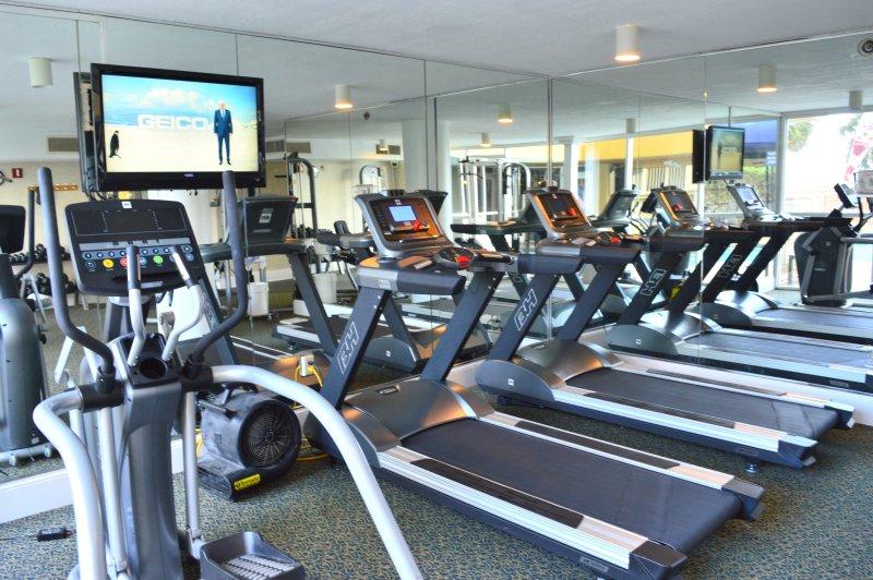 Pelican Beach Salle de fitness