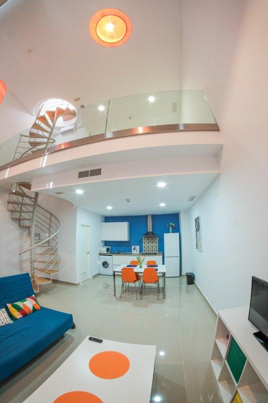 Apartamento 5 loft tuyo el puerto de santa mar a espa a - Apartamentos vacacionales en el puerto de santa maria ...