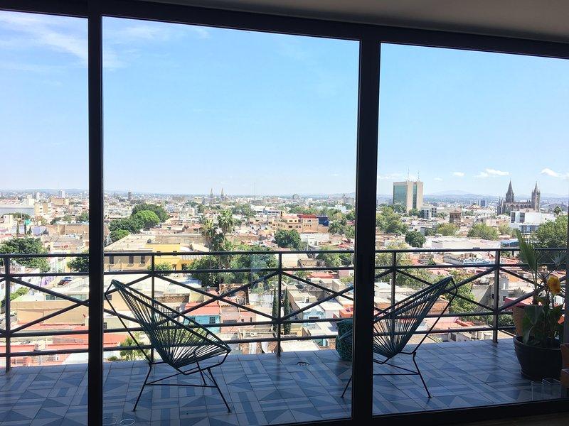 Luxury Apartment Near Chapultepec, vakantiewoning in Guadalajara