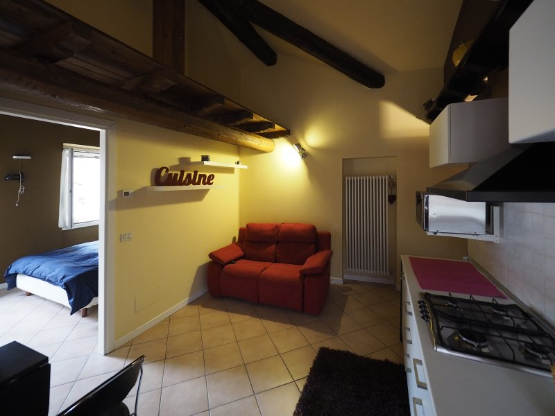 center house (comodo appartamento a 50 metri dal centro storico parking free), vacation rental in Como