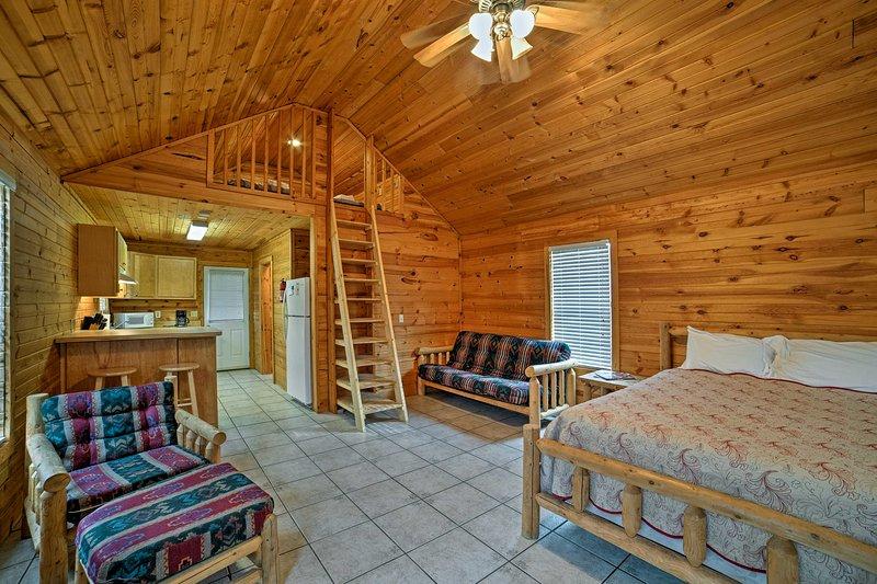 Découvrez le plaisir de Pickwick Landing State Park à partir de ce confortable location de vacances!