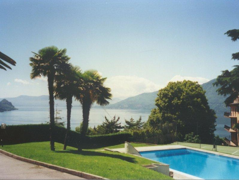 Amelia 1 with beautiful lake view in Brezzo di Bedero, vacation rental in Brezzo di Bedero