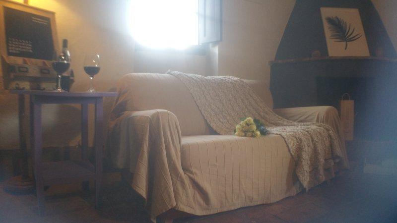 Rufini, holiday rental in Strove