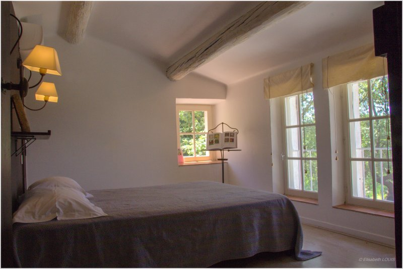 master bedroom with dressing and shower room
